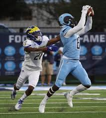 2020 NFL Draft: Wide Receiver Aaron Parker has the goods | PFN