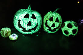 Glow In The Dark Pumpkins | No Carve Jack-O-Lanterns