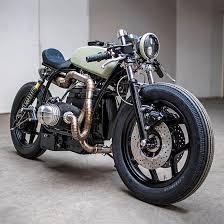 bmw r80 mutant custom café racer by