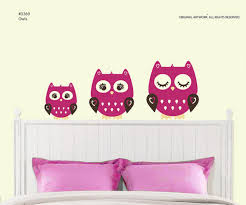 Owl Wall Decal Family Owl Decals For Nursery Tree Decal