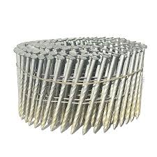 Hot Dipped Galvanized Coil Nails 15 Degree Kya Fasteners