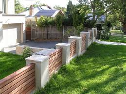 Image Result For Front Yard Low Wall Patio Fence Fence Design Front Yard Fence