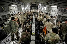 army halts over coronavirus