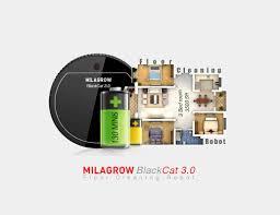milagrow launches blackcat 3 0 floor