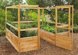 Deer Proof Cedar Complete Raised Garden Bed Kit 8 X 8 X 20 Gardeningidea Garden Bed Kits Building A Raised Garden Vegetable Garden Raised Beds