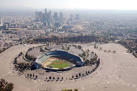hd wallpaper baseball stadium los