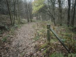 Old Fence Strainer Post And Path C Mick Garratt Cc By Sa 2 0 Geograph Britain And Ireland