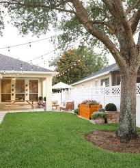 32 Backyard Lighting Ideas How To Hang Outdoor String Lights
