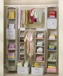 ideas para organizar el armario de los
