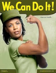 We Can Do It | Marcie Smith | vjnet.wordpress.com/2009/11/10… | Flickr