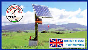 Solar Electric Fence Panel Battery Charger Electric Fence Solar Panel Free Post Ebay