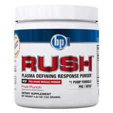 bpi rush pre workout powder at rs 1500