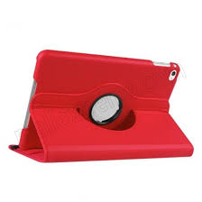 360 degrees rotating stand pu leather