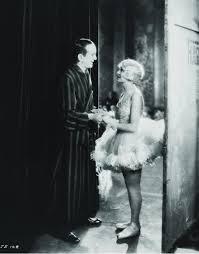 "Al Jolson, Mary McAvoy in ""The Jazz Singer"" (Alan Crosland, 1927 ..."