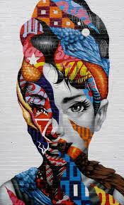 Awesome Wall Murals By Tristan Eaton Street Art Street Art Graffiti Urban Art