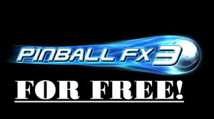 pinball fx3 for free ed you