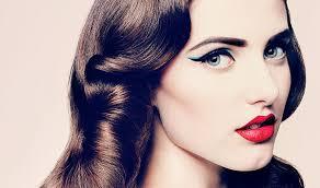 pin up makeup tutorial how to get the