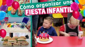 Recetas E Ideas Para Fiestas Infantiles Dia Del Nino Y Pinatas