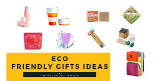 eco friendly gifts ideas for the eco