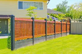 75 Fence Designs Styles Patterns Tops Materials And Ideas Patio Fence Backyard Fences Privacy Fence Designs