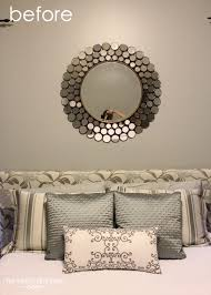 how to spray paint a mirror the homes