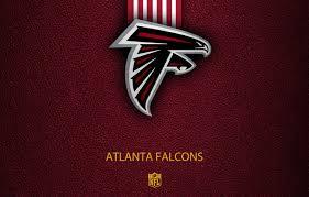 sport logo nfl atlanta falcons