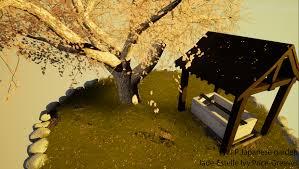Jade-Estelle Ivy Price-Greaves - W.I.P Japanese Garden