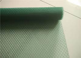 Diamond Mesh Garden Plastic Mesh Fencing Uv Stabilized Plastic Fence Netting