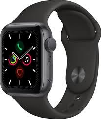 Купить Apple Watch Series 5 GPS 40 мм : в Алматы цена