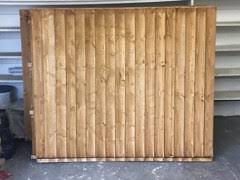 4ft Panel Fence October 2020