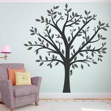 Zoomie Kids Large Family Tree Wall Decal Reviews Wayfair