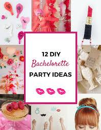 diy bachelorette gift for bride