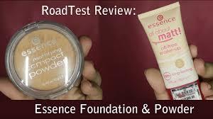 essence all about matt oil free
