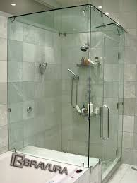 right angle new york city shower doors