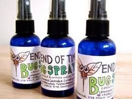 make homemade insect repellent for
