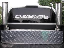 Product Cummins Performance Turbo Decal Sticker Dodge Diesel 2500hd 3500hd