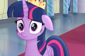 my little pony the review