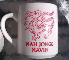 mah jongg mavin coffee mug annie s