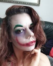joker halloween makeup ideas popsugar