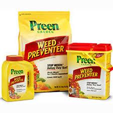 preen garden weed preventer sugar