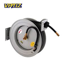auto rewind garden hose reel ha110
