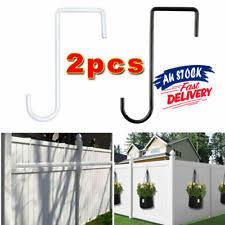 Outdoor Garden Patio Round Entrance Planter Winston Tall U Pot Java Black Ebay