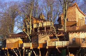 the treehouse restaurant at the alnwick