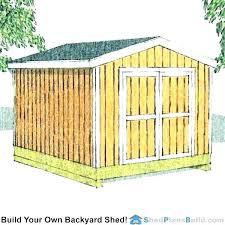 free 8 8 shed plans hamlineuniversity org