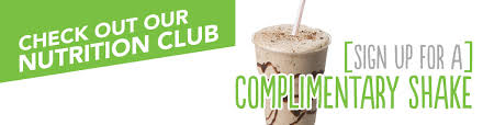 all about nutrition nutrition club shake
