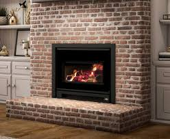 wood stove insert for