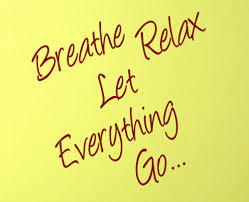 Let Everything Go Wall Decal Trading Phrases