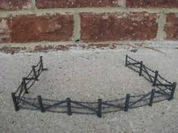 Marx Barbed Wire Fence Wwii D Day 1 32 54mm Farm Toy Soldiers Diorama Ebay