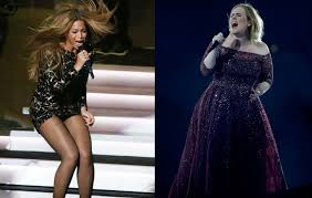 OK, so the Beyoncé and Adele collaboration with OneRepublic isn't ...
