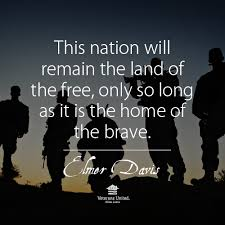 the land of the because of the brave military moms quotes